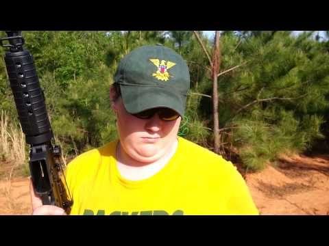 Shooting a bushmaster .223 AR-15. - http://fotar15.com/shooting-a-bushmaster-223-ar-15/