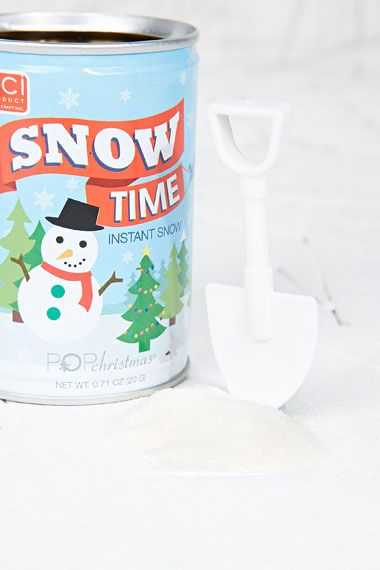 Snow in a Can at Urban Outfitters