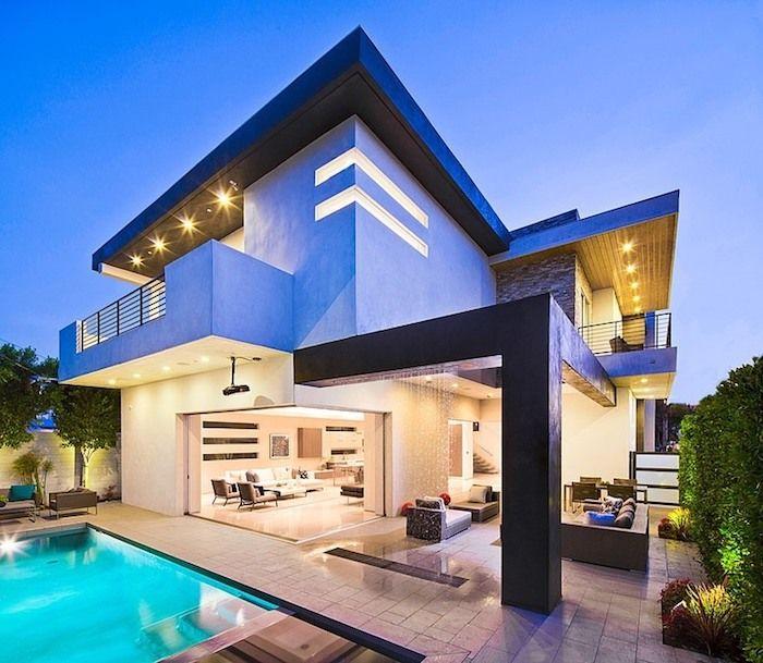 1001 Ideen Für Moderne Einfamilienhäuser Innen Und