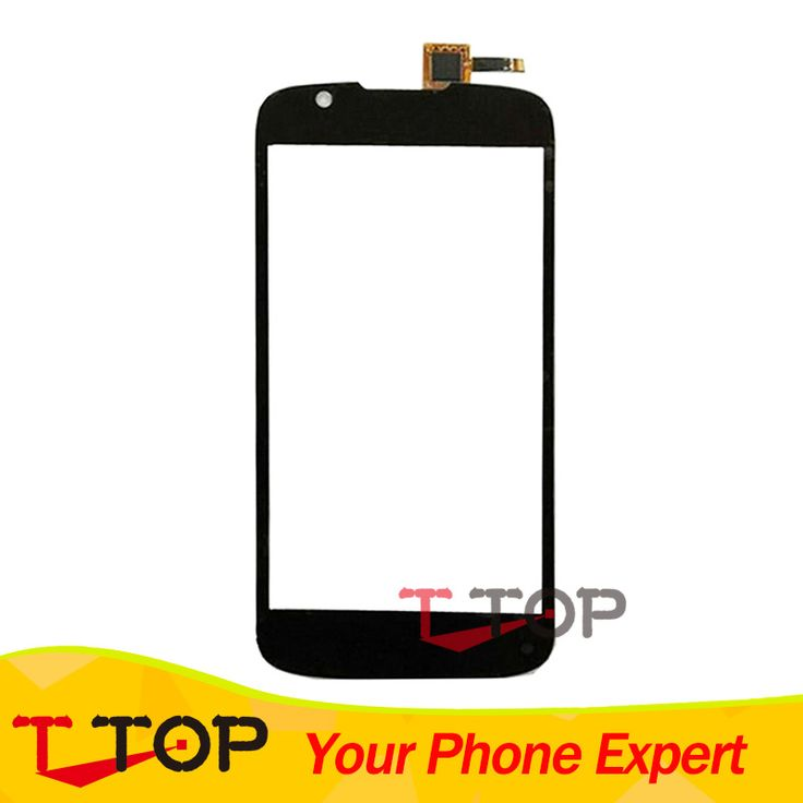 For Fly IQ4413 Quad EVO Chic 3 Touch Screen Digitizer IQ 4413 Front Glass Touch Panel With Tracking Number 1PC/Lot