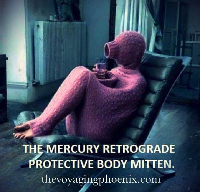 We've now entered Mercury Retrograde for the 3rd time this year, with Mercury entering Virgo on August 30, 2016 at 9:04am EST/ 6:04am PST. It ends September 21 at 10:31pm (for the West Coast)…