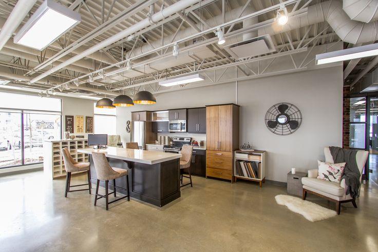 Interior design options.  Make it you!  Let our team show you how.