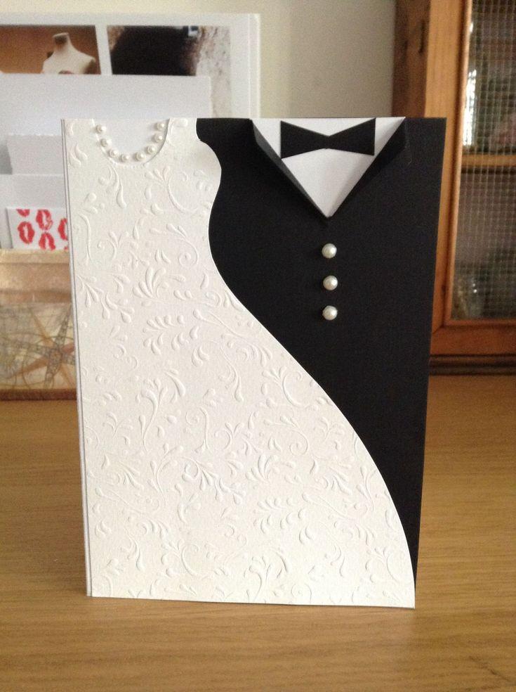 Как сделать открытки на свадьбу