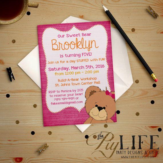 Best 25+ Build a bear party ideas on Pinterest | Doll ...
