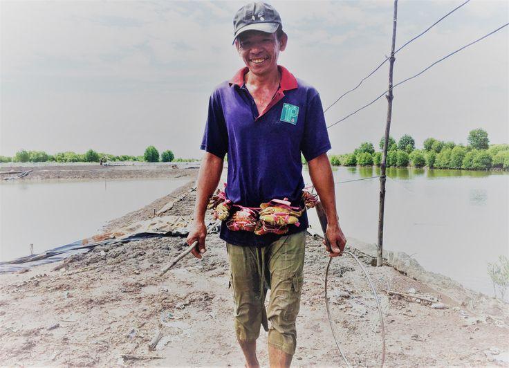 Nuôi ghép tôm với các đối tượng khác | Mạng Thủy sản Việt Nam