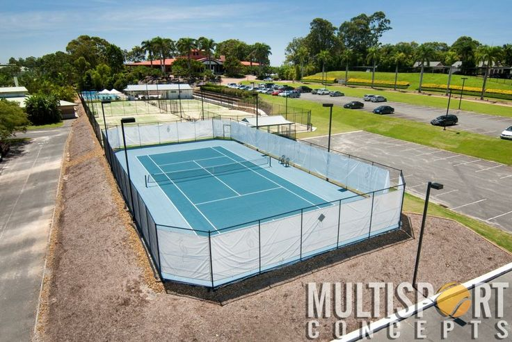 You can enjoy the game of tennis more if you have a great surface.How can you know whether the surface that you are choosing for your tennis court is good or not?