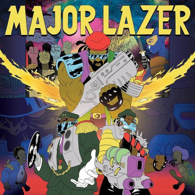Le nouvel album de Major Lazer en écoute intégrale