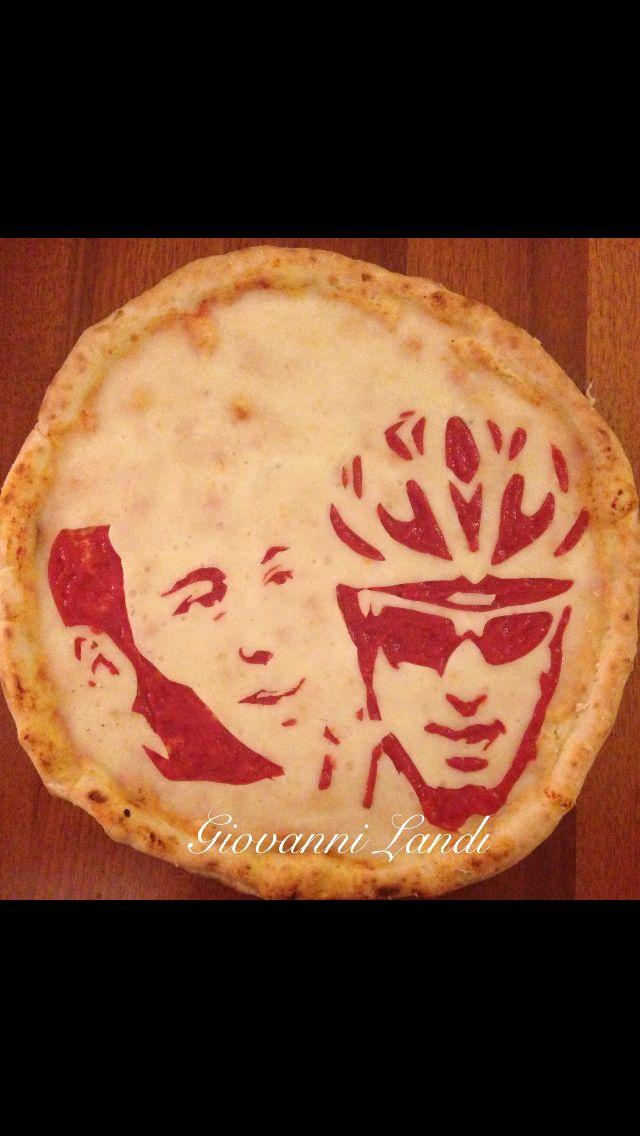 Giovanni Landi from Naples, Italy | Pizza art, Great pizza ...