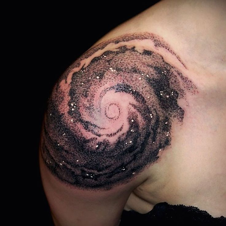 18 Cosmic Tattoos For Astronomy Lovers