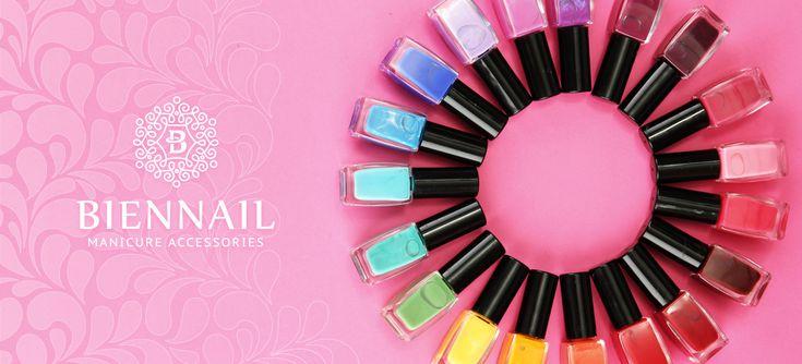 Biennail - создание бренда и дизайн магазинов