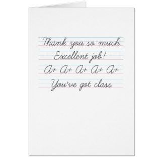 Best 25+ Teacher thank you notes ideas on Pinterest