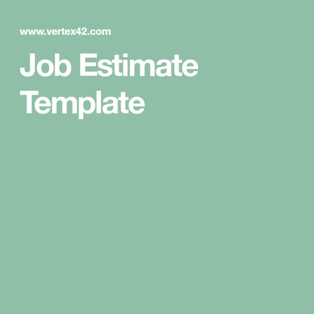 Best 25+ Estimate template ideas on Pinterest Invoice template - invoice blanks