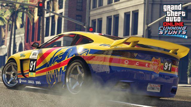 GTA Online Cunning Stunts: Proposed Tweaks