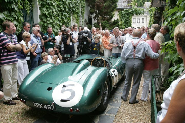 57 best aston martin racing car images on pinterest martin o 39 malley ra - La chartre sur le loir ...
