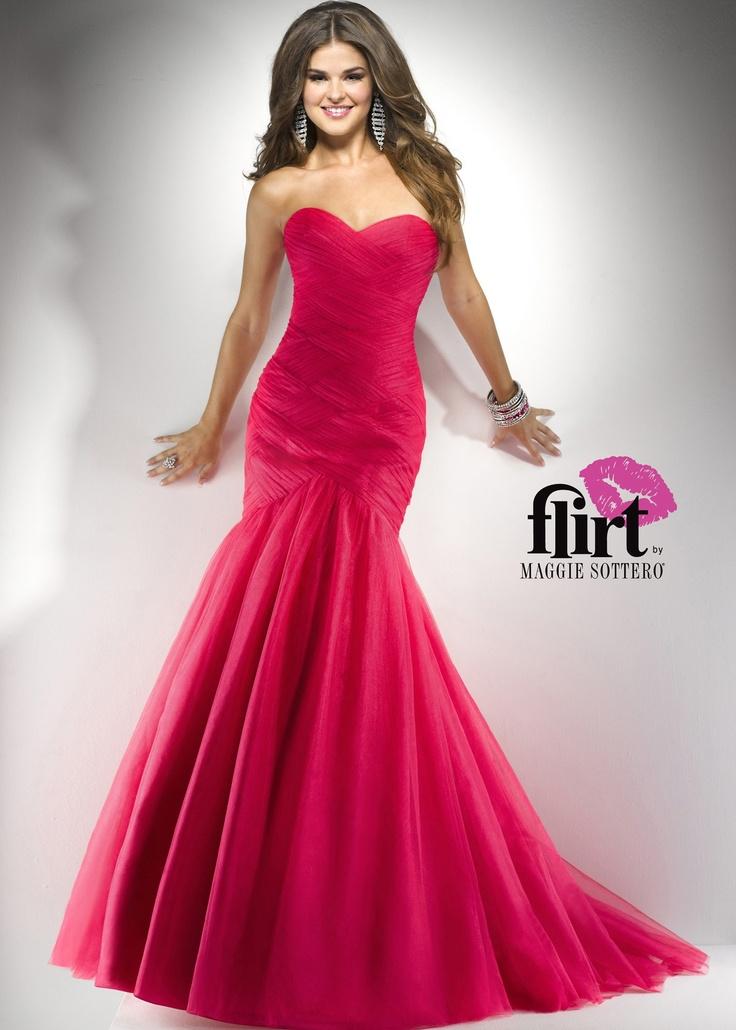 flirt prom 2013 mermaids