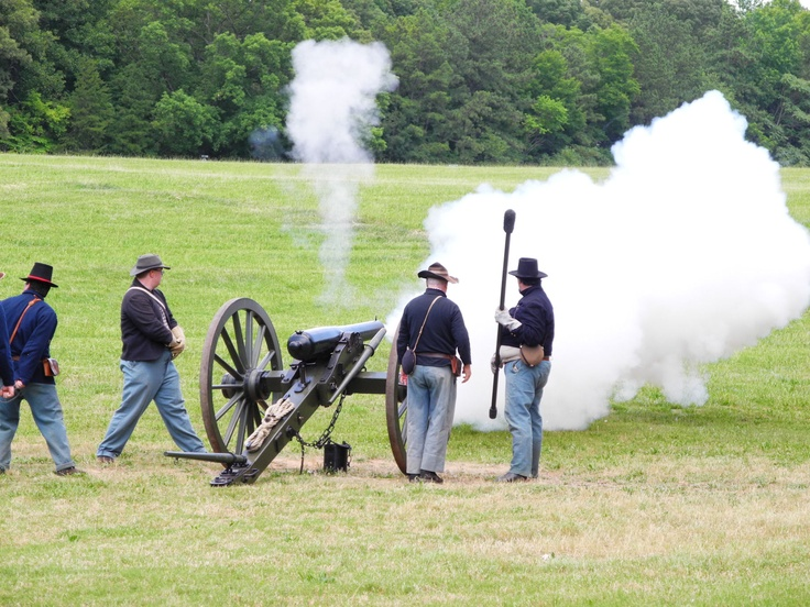 Photo Taken At Kennesaw Mountain National Battlefield Park GA Marietta