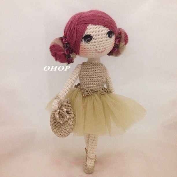 Amigurumi Askina Instagram : 17 Best images about Crochet Doll Inspiration on Pinterest ...