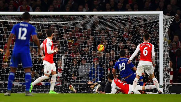 Nemanja Matic: Arsenal Result Was the Real Chelsea