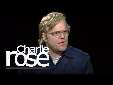 The late, great Philip Seymour Hoffman discusses his approach to characters
