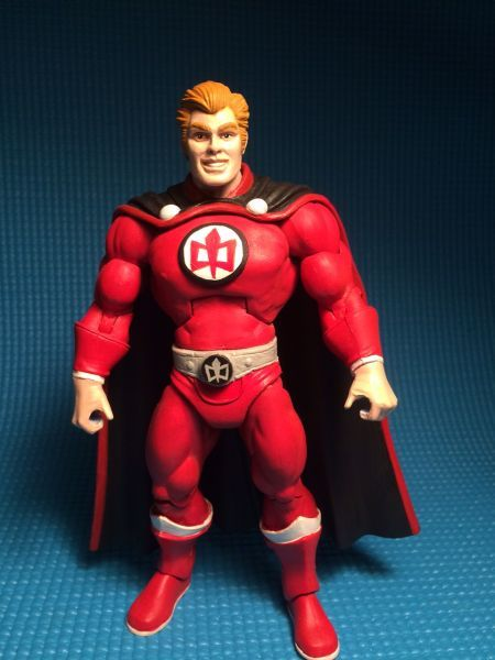 Best Super Hero Toys And Action Figures : The greatest american hero ralph hinkley custom action