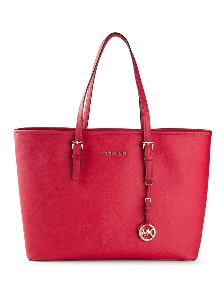 Michael Michael Kors 'jet Set Travel' Tote Bag - Spinnaker 101 - Farfetch.com