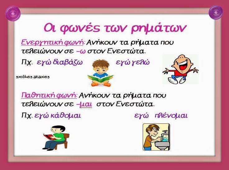ΦΩΝΕΣ ΡΗΜΑΤΩΝ - ΚΑΡΤΕΛΑ