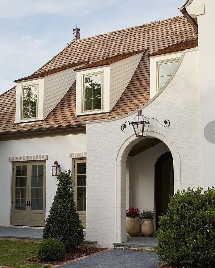 28 Inspiring Farmhouse House Design 3 Bingefashion Com Home In 2020 House Paint Exterior Exterior House Colors White Brick Houses
