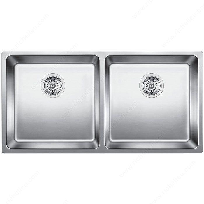 blanco sink andano u 2 richelieu hardware - Blanco Kitchen Sinks