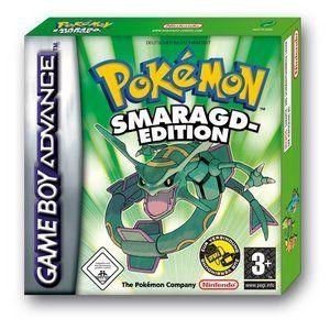 Pokemon - Smaragd Edition (GBA)