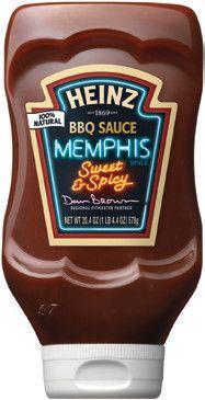 New HEINZ BBQ Sauces now available in store!  WWW.KRAFTHEINZMILITARY.COM