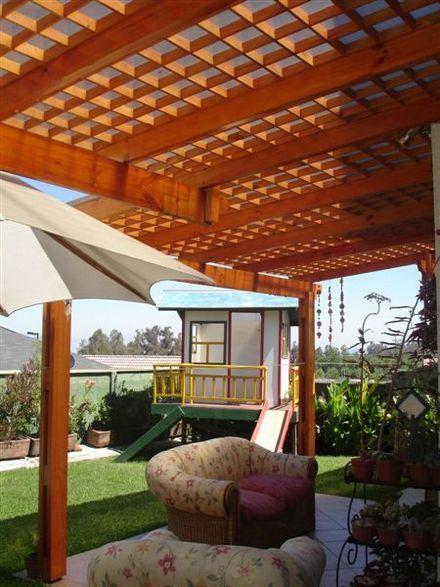 17 best images about terraza quincho y piscina on - Terrazas de diseno ...