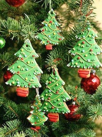 Christmas crafts photo.