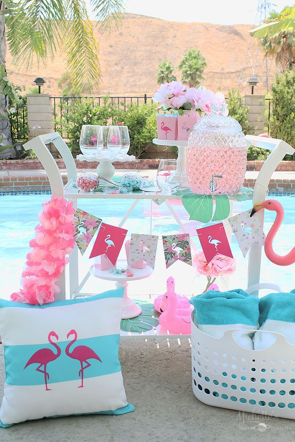 Easy Flamingo Party Ideas To Celebrate The End Of Summer