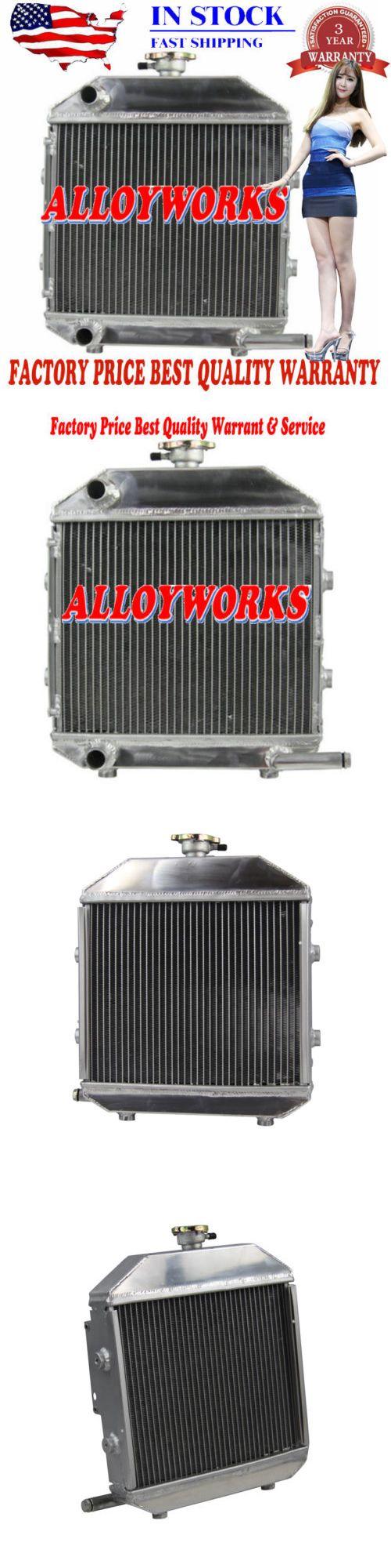 heavy equipment: Oem Nos Sba310100211 Aluminum Radiator For Ford 1300 Tractor -> BUY IT NOW ONLY: $93.05 on eBay!