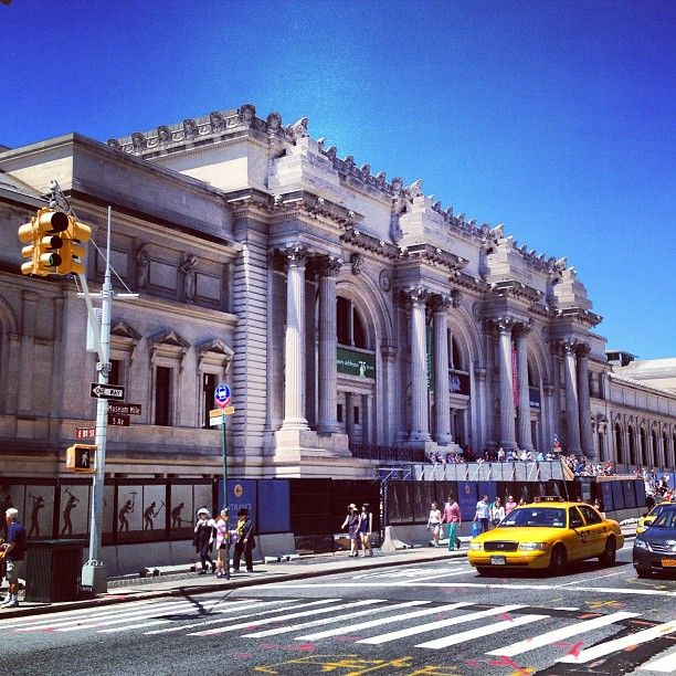 The Metropolitan Museum of Art in New York, NY - I could just stay and stay and stay.