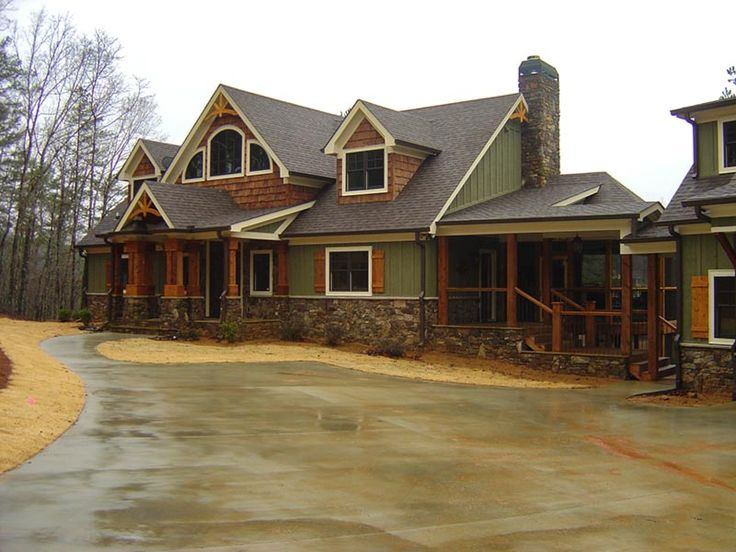 1000 Ideas About Mountain Home Plans On Pinterest