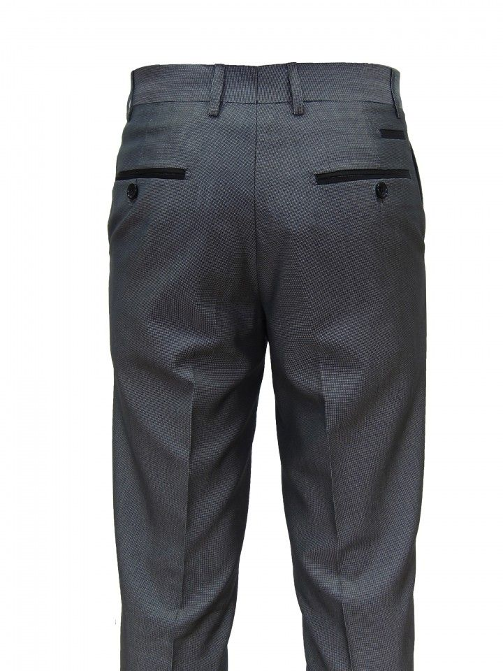 Mens Grey Trousers