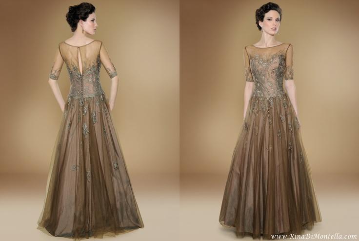 7 Best Bronze Mother Of The Bride Dresses