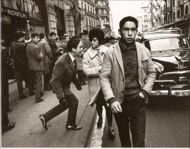 El Piropo - Via Laietana (Xavier Miserachs)