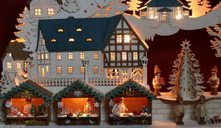 3D-Schwibbogen Erzgebirge Pyramide geschnitzt erzgebirgischer Lichterbogen Neu in Möbel & Wohnen, Feste & Besondere Anlässe, Jahreszeitliche Dekoration | eBay!