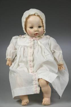 "Madame Alexander Doll -  Victoria, I named mine Pudda because I already had the smaller version ""Puddin"""