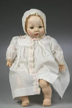 "Madame Alexander Doll -  Victoria, I named mine Pudda because I already had the smaller version ""Puddin"""