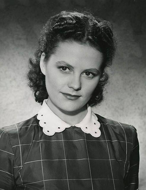 som Susanne i filmen af samme navn fra 1950