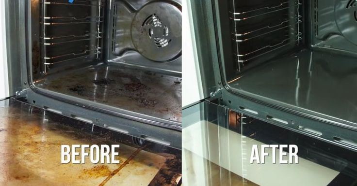 Water, Baking Soda, and Vinegar is All You Need to Make Your Oven Sparkle! - DavidWolfe.com