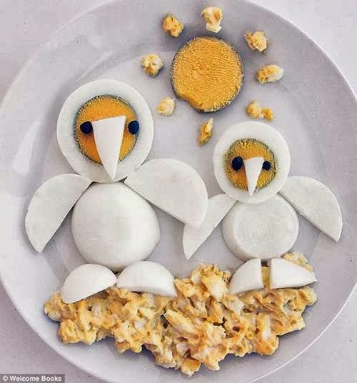 These edible food sculptures started to take form when Bill Wurtzel decided to make hilariou...