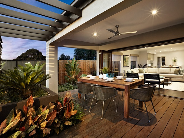 s seven | Home Designs | Eight Homes | Alfresco