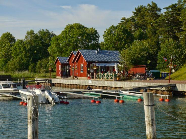 Kastelholm guest harbour #sailing #segling #purjehdus #satama #vierasvenesatama #harbour