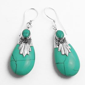 A touch of Turquoise Secret Garden Gems Balineese collections