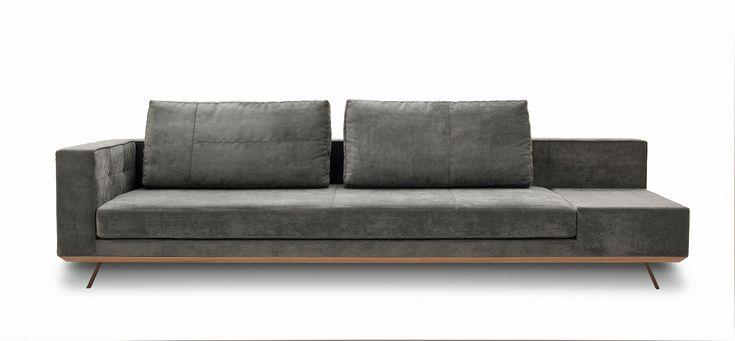 Sofá SPUTINIK  Design : Marcus Ferreira