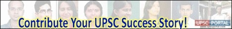 Contribute Your UPSC, IAS Success Story and Motivate new Aspirants!